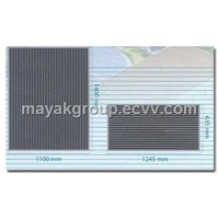 thin film solor panel