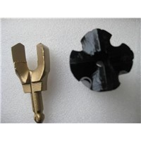 tungsten carbide drag bit