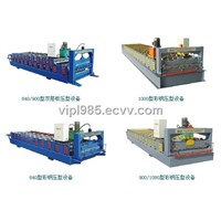 Various Kinds Roll Forming Machine