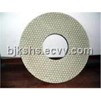 Vitrified Bond Double Disc Diamond Grinding Wheel Diameter:810mm