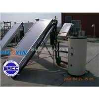 Water Heater Flat Solar Panel Collector