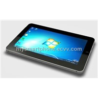 Win 7 Tablet PC with 10 Inch Capacity Touch Screen