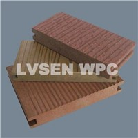 WPC Solid Decking
