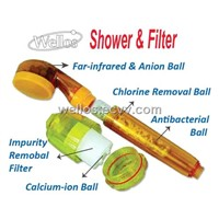Chlorine Free Shower Head