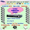 16CH CCTV Camera Security Systems