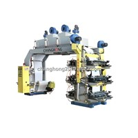 6 Colour Flexographic Printing Machine (CH Series)
