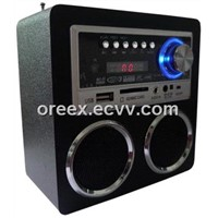 USB Subwoofer Speaker Box
