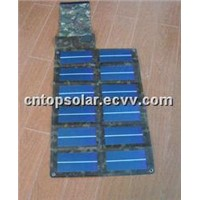 12W/18V Amorphous Thin Film Foldable Solar Panel