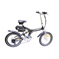Euro style 20inch foldableElectric Bicycle LB2007  CE/EN15194