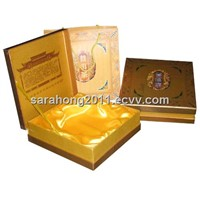 Elegant Tea Gift Box
