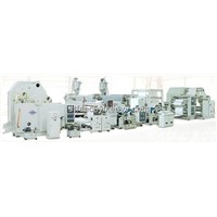 High-Speed Dual-Extruder Extrusion Coating and Lamination Machine