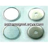 NdFeB Magnets with Iron Shell