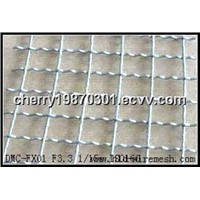 Hot Dipped Galvanized Square Wire Mesh