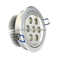 LED DownLight7*1W (GD-DHW0701)