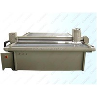 corrugated paper, card paper, offset paper, grey board, paper box sample maker cutting machine