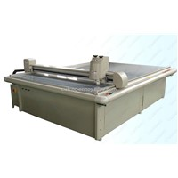corrugated paper, card paper, offset paper, grey board paper box sample maker cutting machine