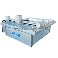 offset paper, grey board, compound materials, gasket, leather  paper box cutting machine