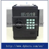 HOT!!! Safety Lock Coin Bank with Counting (HP310 B)