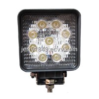 LED High Power Work Light - 27W