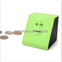 NEW!! Auto Mouth Eat Coin Bank(HR-324)