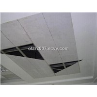 Passive fire protection ceiling system