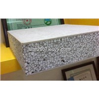 Sandwich wall panel for interior wall (4.5mm face panel) - B