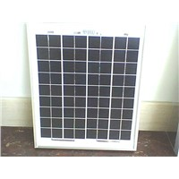 10W high efficiency monocrystalline solar panels