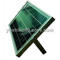 10W Solar Panel with Stand