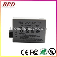 1150mAh OEM Camera Lithium Battery for Canon LP-E5 LPE5