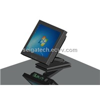 15.4inch Touch Screen All in One POS terminal Computer
