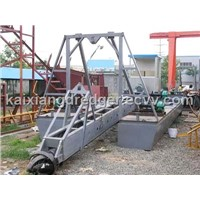 18 Inches Cutter Suction Dredger