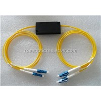 1x2 Multi-Mode Mechanical Fiber Optic Switch