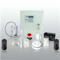 1,500m TEL AM/FM Circuit Transmitter GSM Alarm System for Garages - Shops and Home Defense Alarms