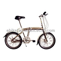 20 Series, Foldable E-Bike C (Pedelec)