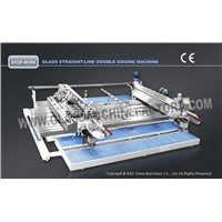 22 Spindle Automatic Glass Double Edging Machine