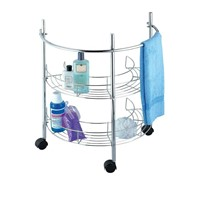 2 Tier Chrome Plated Sink Caddy