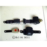 2-point Automatically Locking Safety Belts