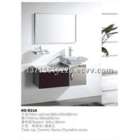 304# Stainless steel bathroom cabinet