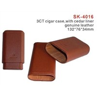 3CT Cigar Case