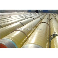 3PE Coated Welded Steel Pipe