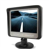 3.5-inch Digital TFT LCD Rear-view Monitor with 960 x 240 Pixels Resolution and 1.5W Power