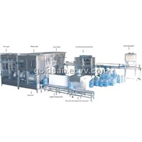 3~6 Gallon Filling Machine