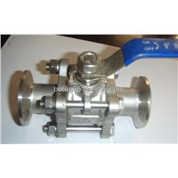 3 Piece Ready-Package Ball Valve