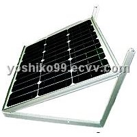 40W Solar panel With Suppprt
