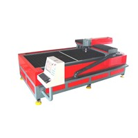 500W High Speed Laser Metal Cutting Machine For Stainless Steel