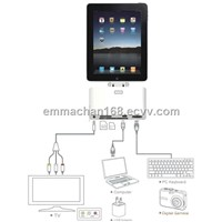 5 in 1 camera connection kit for ipad/ipad 2 (apple/ipad accessory)