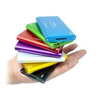 7 Colors Portable Battery for iPhone