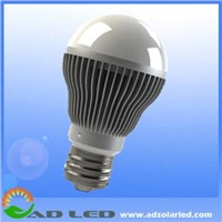 A19 led light bulbs 8W E27/E26