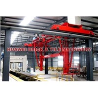 AAC (Autoclaved Aerated Concrete) Block Making Machine