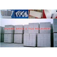 AAC Block (Autoclave Aerated Concrete Block) Machine